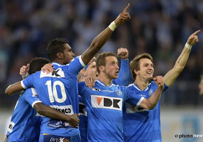 AA Gent is kampioen!