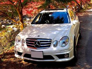 Eクラス ステーションワゴン W211 W211 E350のカスタム事例画像 福さん55さんの2020年11月15日19:24の投稿