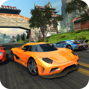 Traffic Car Racing China for PC and MAC