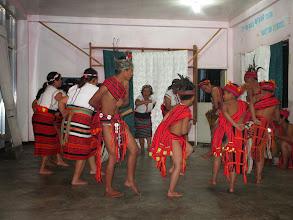 Photo: Ifugao dances