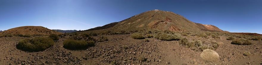 Photo: Spain, Canaries, Tenerife, Volcano Teide