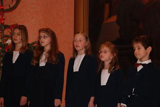 Photo: Vánoční koncert 2009 v Ječné