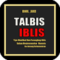 The Book of the Talbis of Satan icon