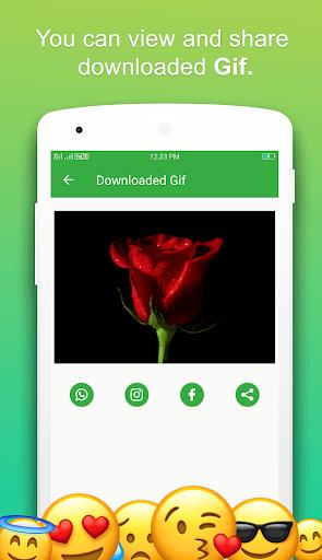 GIF For WhatsApp 4.4 screenshots 5