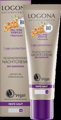 Nattkräm - Age protection 30 ml