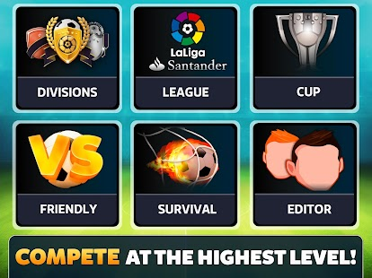 Head Soccer La Liga 2017- screenshot thumbnail
