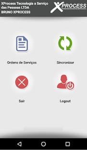 XP Serviço - XProcess - náhled