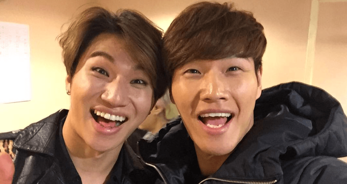 Small Eyed Brothers Kim Jong Kook And Daesung Reminisce About Family Outing In Latest SNS Post