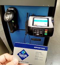 Photo: All I had to do was slide my card, scan, and pay! No waiting in line and no cashier to worry about unless we needed help!