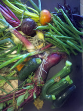Photo: first harvest of 2012