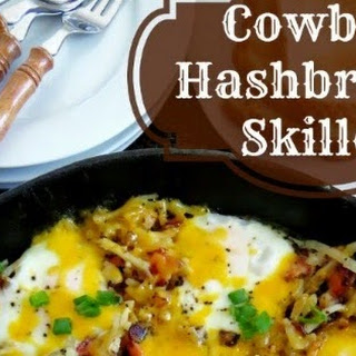 Skillet Hash Browns Eggs Recipes