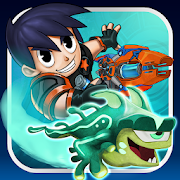 Download Game Game Slugterra: Slug it Out 2 v2.7.1 MOD- One shot kill APK Mod Free
