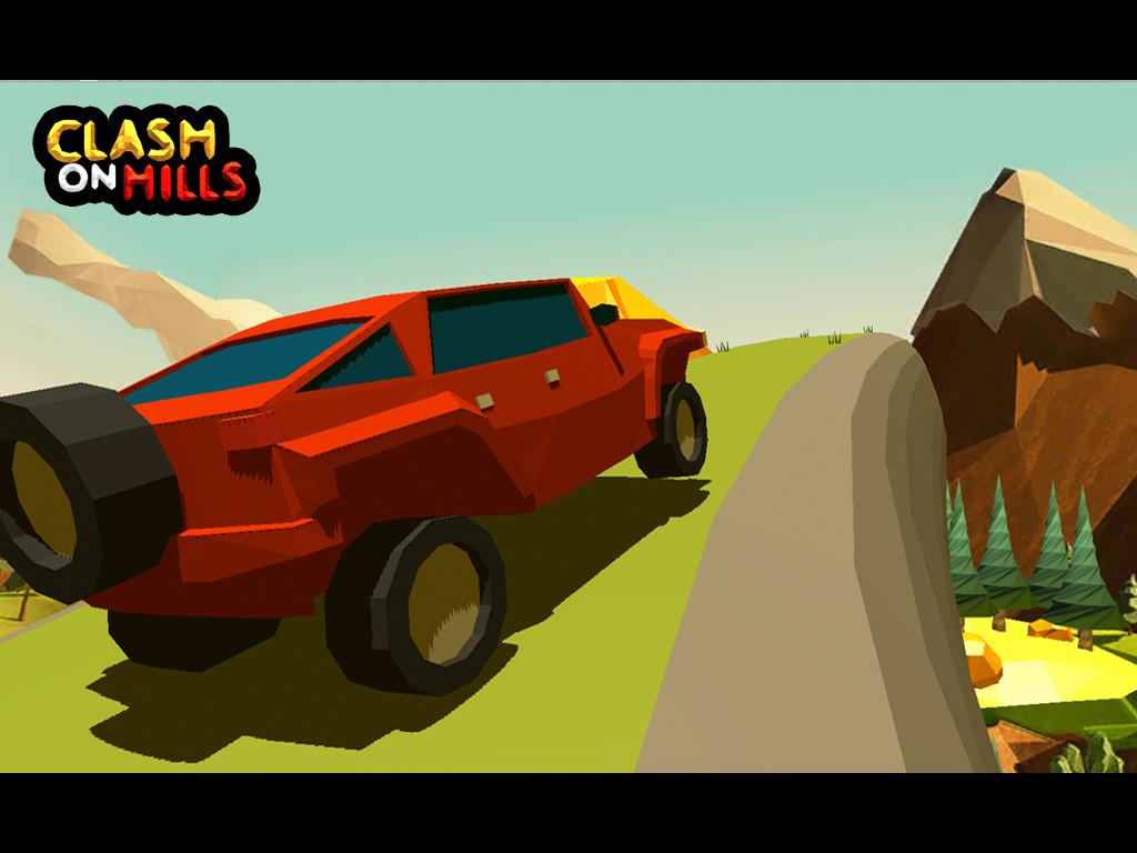 MMX Hill Climb 3D- screenshot