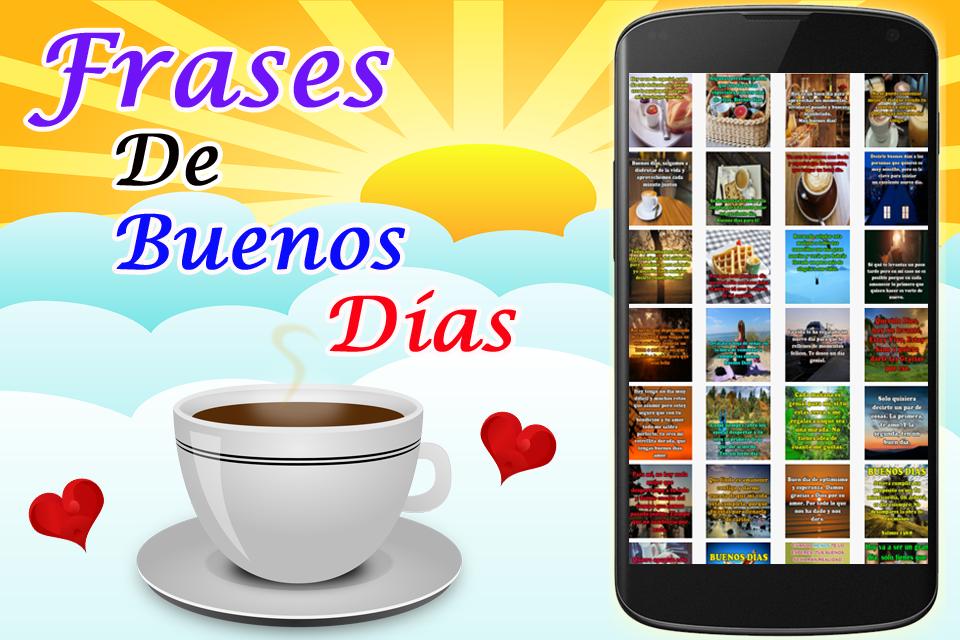 Frases De Buenos Días Android приложения Appagg
