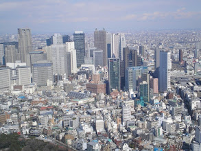 Photo: TOKYO, JAPAN from the Helicopter. If there's land, there's a building. That simple.