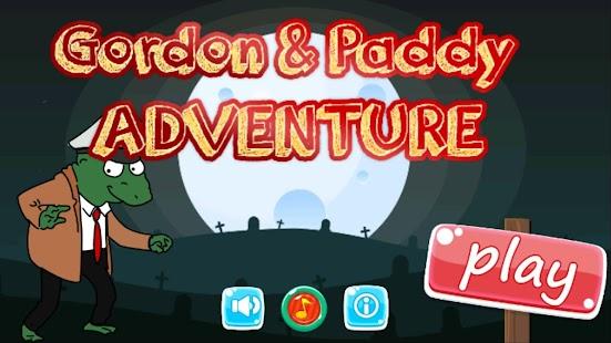 Gordon Adventure Paddy - náhled