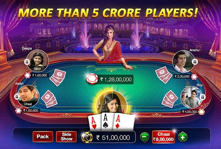 Teen Patti Gold – With Poker &Online Rummy Card Game App Download For Android and iPhone 1