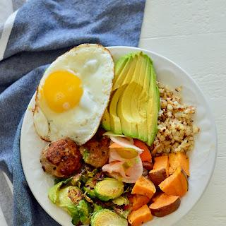 Whole30 Power Breakfast Bowls.