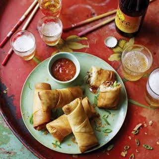 Spring Roll Pastry Recipes.