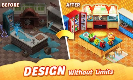Matchington Mansion MOD APK 1.85.0 [Unlimited Coins + Unlocked] 1