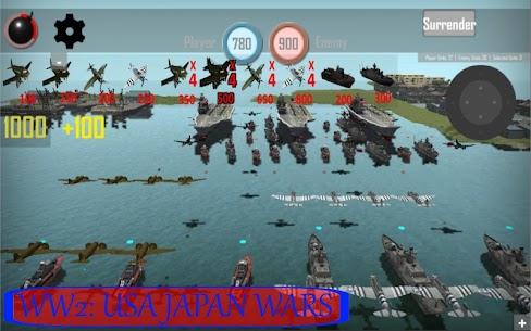 World War II: Pacific American vs Japan Wars 8