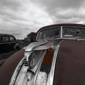 The Pontiac by Chris Clay - Transportation Automobiles