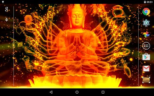 Avalokitesvara Buddha LWP FREE