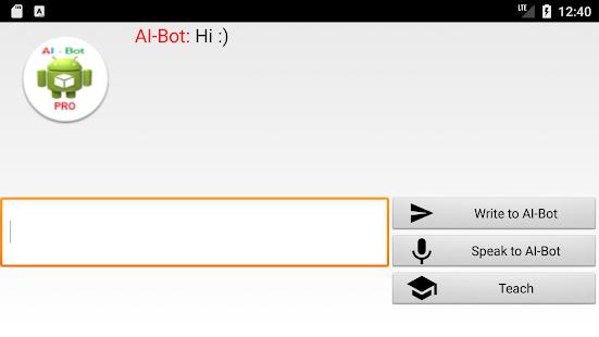 AI - Bot Pro - náhled