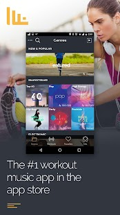 FIT Radio Workout Music- screenshot thumbnail