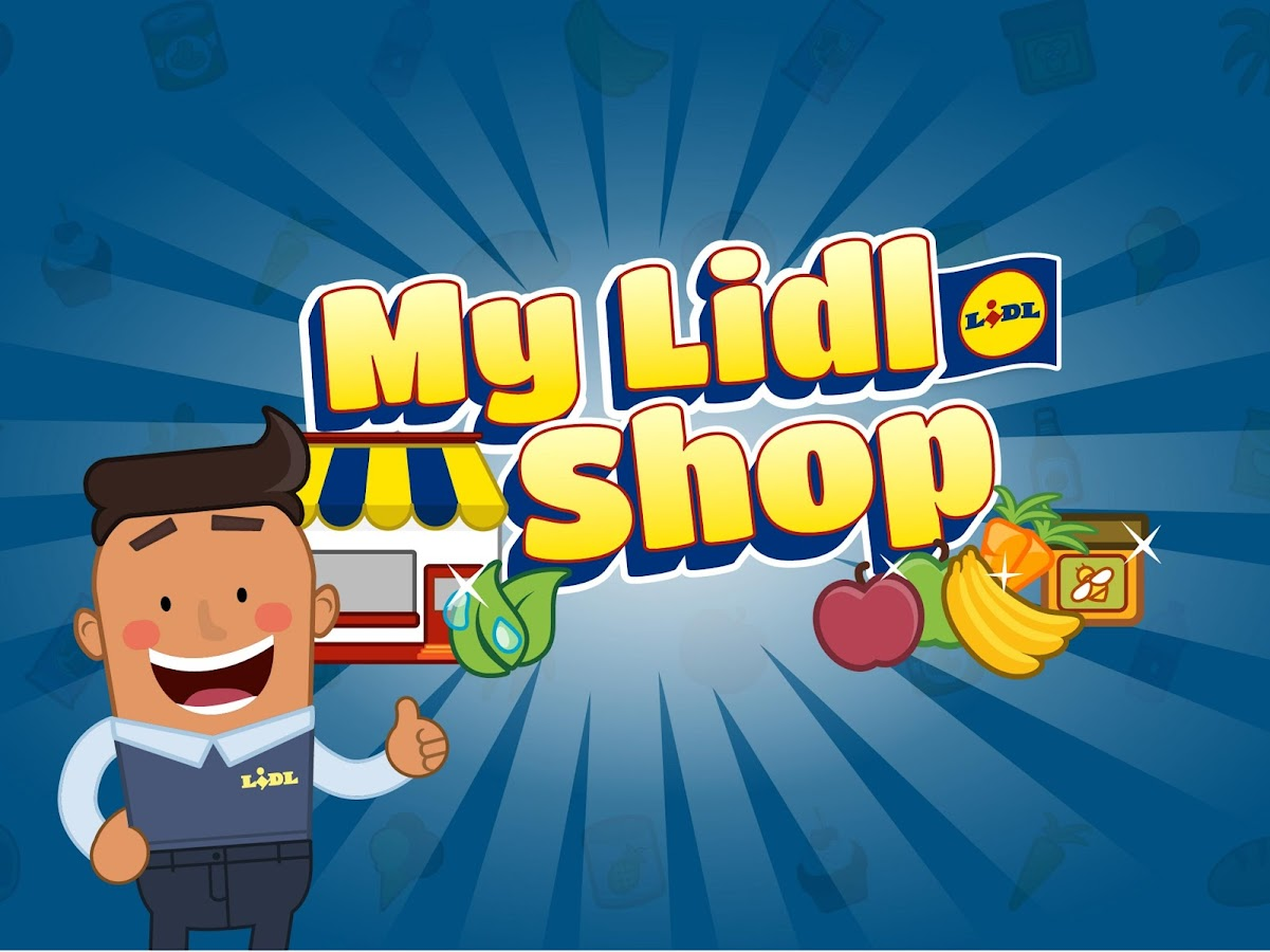 My Lidl Shop- screenshot