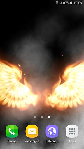 Fire Live Wallpaper 1.0.6 screenshots 3