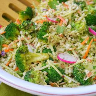 Grilled Broccoli Salad.