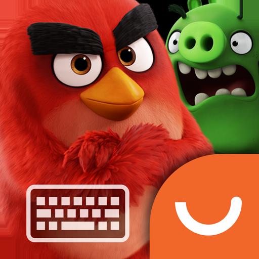 Izzy ft. Angry Birds