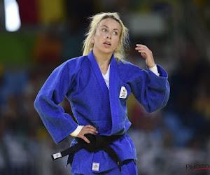 Charline Van Snick remporte une nouvelle médaille