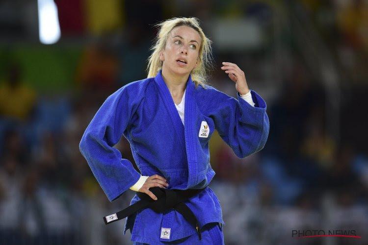 Charline Van Snick ne participera pas aux championnats de Belgique