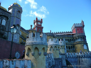 Photo: Palácio da Pena, Sintra, Portugal