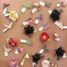 Photo: Цветочные броши проекта DecoFlowers