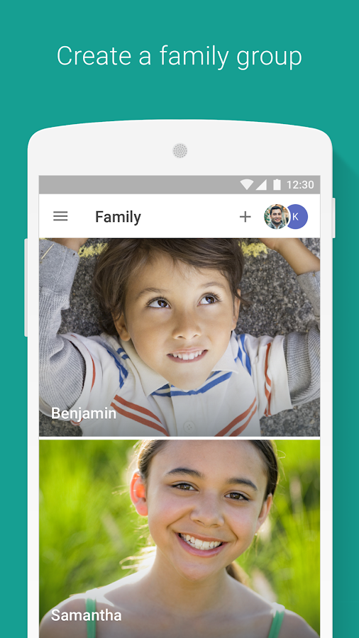 Google Family Link- screenshot