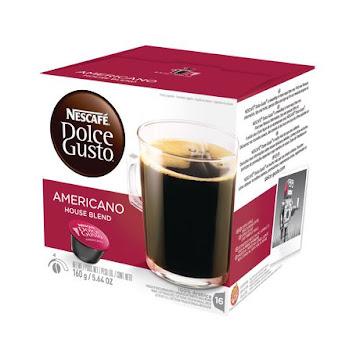 CAFE AMERICANO NESCAFE   DOLCE GUSTO CX16CAP X 128G
