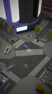 Crossroad crash- screenshot thumbnail