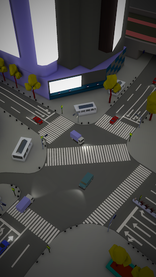 Crossroad crash- screenshot thumbnail