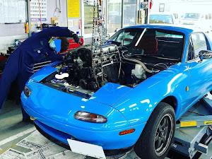 ロードスター NA6CE 1996/10 標準車のカスタム事例画像 めししまさんの2020年11月09日13:15の投稿