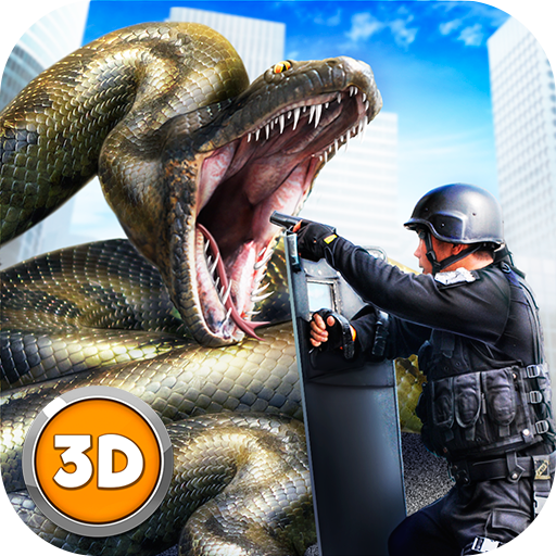 Furious Anaconda Hunting Sim