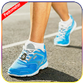 Pedometer: Step Counter: Calorie Burner icon