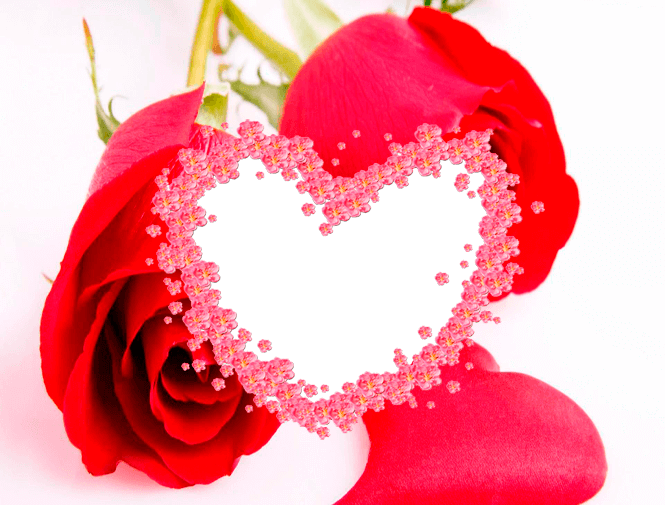 Beautiful Love Photo Frames Screenshot