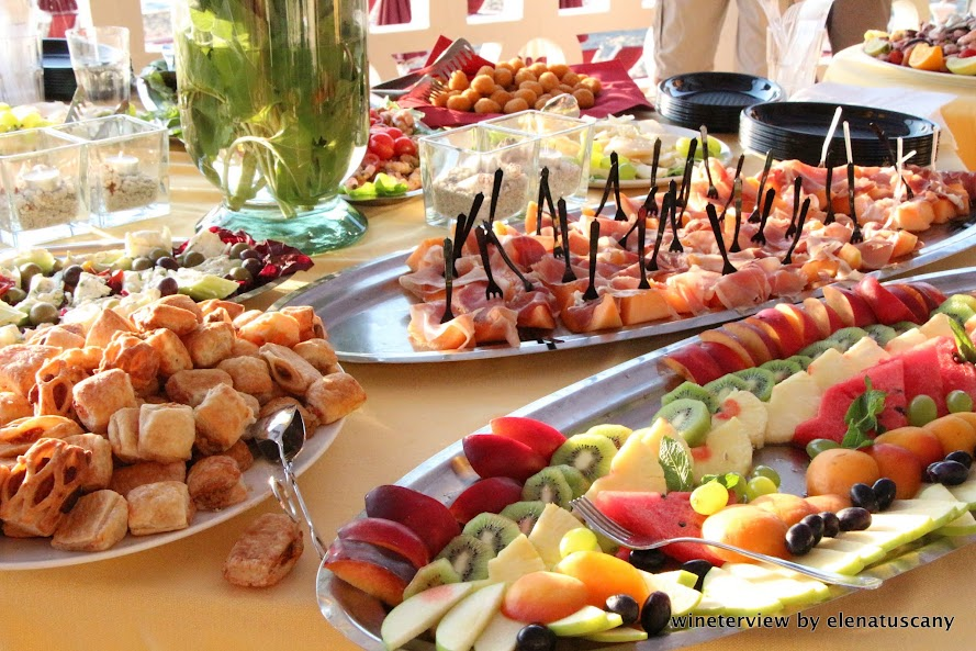 buffet, buffet gold club punta ala, punta ala, beach golf club, beach golf club punta ala
