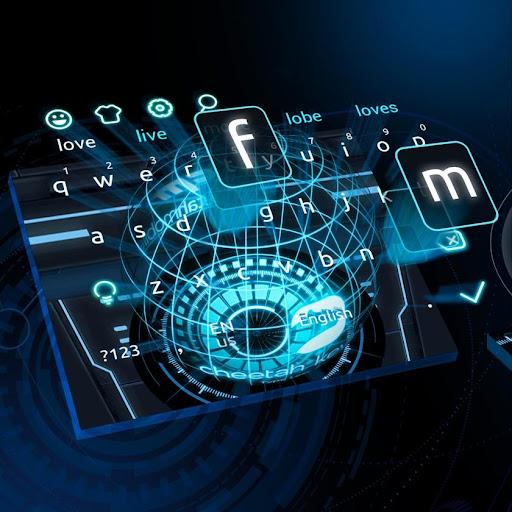 3D Next Tech Keyboard for PC