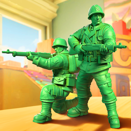 Army Men Strike - Krieg und Strategie: Armee Bauen