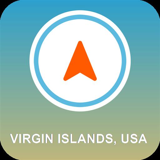 バージン諸島、米国 オフラインGPS 旅遊 App LOGO-APP試玩