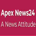 Apex News24- Live Bihar News icon